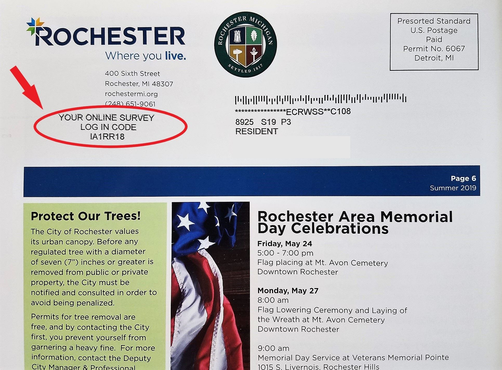 City of Rochester, MI - Official Website