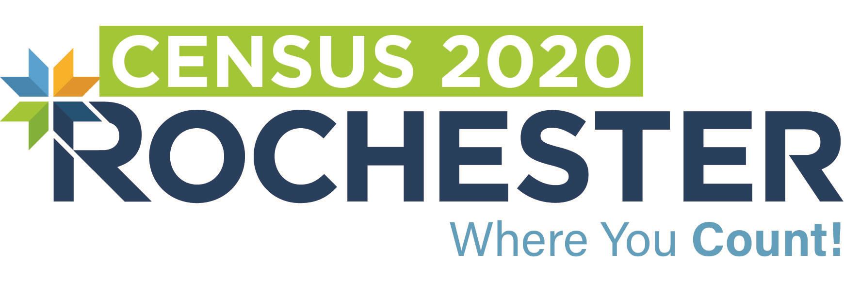 Roch Logo Census 2020