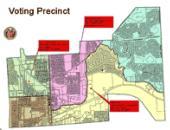Voting Precinct Map